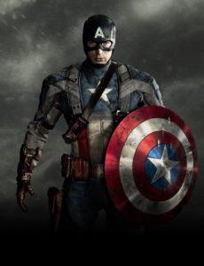 スティーブ・ロジャース/キャプテン・アメリカ(クリス・エバンス)